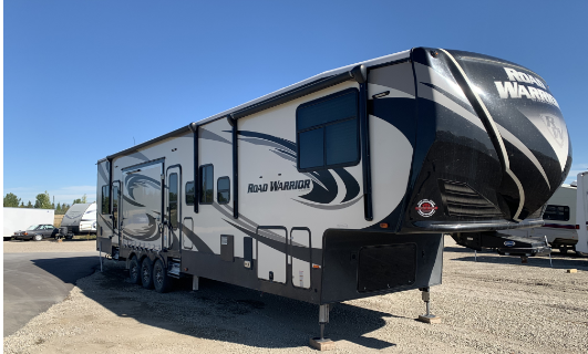 Alta RV Industry Standard Outdoor Storage and Parking Lot