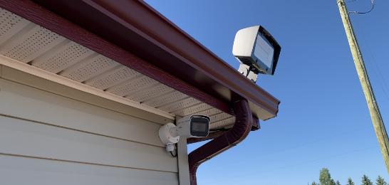 Alta RV Security Surveillance